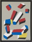 Dean Tavoularis, huile sur toile, exécutée en 2005, signée en bas à droite, 60 x81 cm.