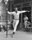 "Lennart Green, ""Sean Flynn"", tirage argentique d'époque tamponné ""Lennart Green"", 1966, 18x24cm."