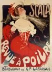"""Grun, estampe pour """"Revue à Poivre"""" en 1904."""