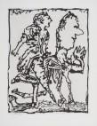 """Jean-Pierre Pincemin Sans titre, 1994 Aquatinte signée, datée et numérotée """"12/50"""" 63 x 82 cm"""