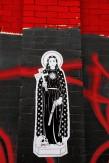 Jérôme Revon, LE SILENCE EST D'OR Brooklyn, 2014, Tirage unique sur papier métallique contrecollé sous diasec, 135 x 90 cm