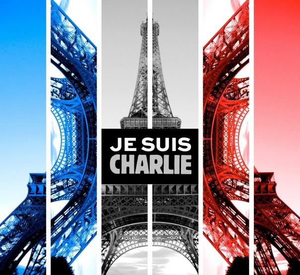 Jérôme Revon - Je suis Charlie, 2015