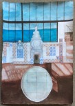 Marie Hugo Le Lookout, 2015 Pigments sur Arche 62 x 44 cm