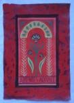 Marie Hugo Absentes ad Sunt, 2015 Pigments sur Arche 62 x 44 cm
